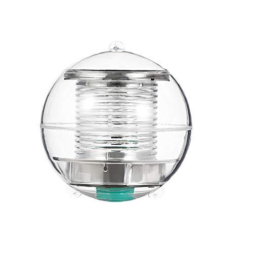 MMOOVV 1 PCS Solar Schwimmlicht Pool Licht wasserdichte Farbe LED Solar Pool Licht Hauptbeleuchtung -