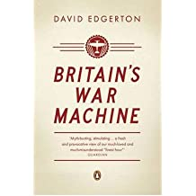 (BRITAIN'S WAR MACHINE) BY EDGERTON, DAVID[ AUTHOR ]Paperback 03-2012