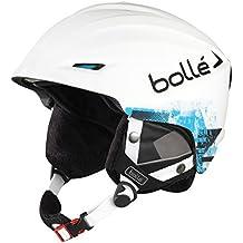 Bollé casco Sharp Soft, blanco/azul, 54-58cm, 30974