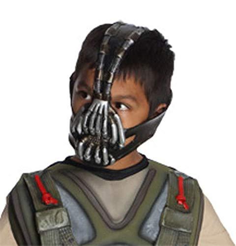Horror-Shop Bane Maske für - Dark Knight Batman Kostüm Klein