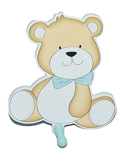 Garderobenhaken - Teddybär -