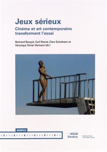 Jeux srieux : Cinma et art contemporains transforment l'essai