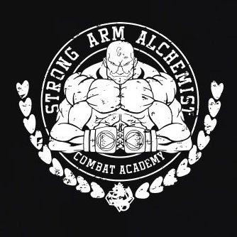 TEXLAB - Alchemist Combat - Langarm T-Shirt Dunkelblau