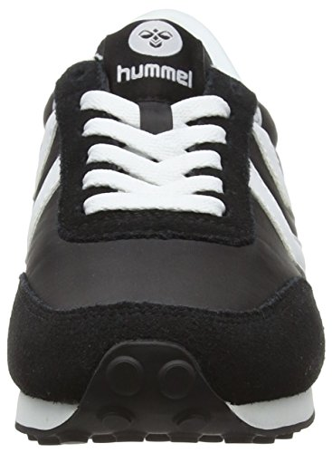 Hummel Seventyone Lo, Baskets Basses Mixte Adulte Noir - Black (Black 2001)