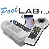 Elektronischer Poolwasserteser PoolLab 9 in 1