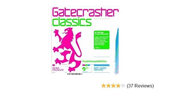 gatecrasher classics 2005 tracklist