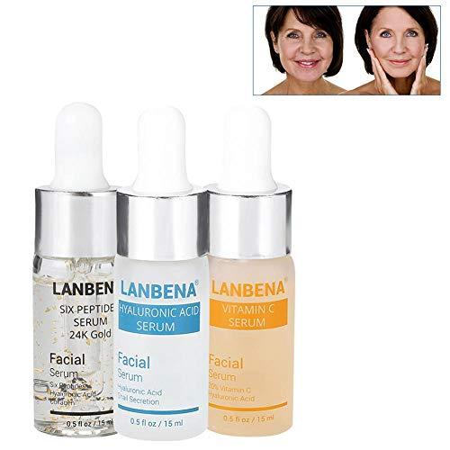 Suero vitamina C cara Crema facial antienvejecimiento