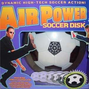 Funtime Gifts Disque Air Power Soccer
