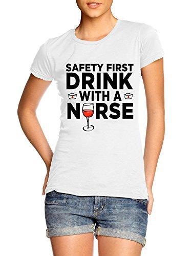 Camiseta de Seguridad para Mujer...