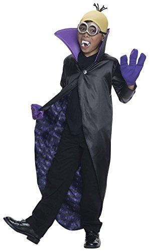la Kostüm Alter 8–10 (Dracula Minion Kostüm)