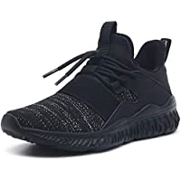 L-RUNJP Boys Girls Walking Shoes Comfortable Casual Shoes Slip on Sneakers for Kids