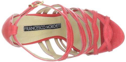 Francesco Morichetti ARIELLA 10000, Sandales femme TRB1Rouge213
