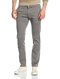 Hilfiger Denim Herren Hose Thdm Slim Chino Ferry Bstt Pd