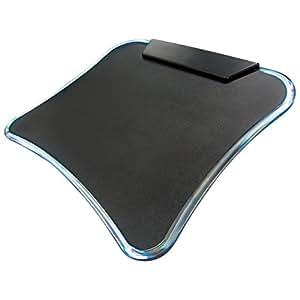 LogiLink ID0020 Tapis de souris avec Hub USB 2.0 4 Ports Noir
