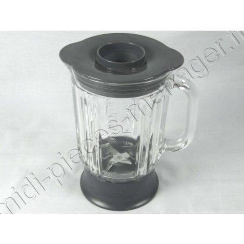 Kenwood Licuadora Cristal Multipro Compact FPP230FPP235FPM250fpm270FPM260
