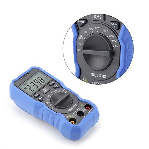 Digitales Multimeter, OW16A / OW16B NVC-Spannungssensor Digitales Thermometer Berührungsloser Datenlogger(OW16B)