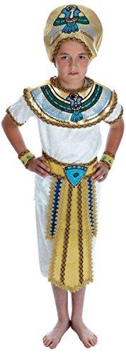 Imagen de muchacho egipcio  niños disfraz  medio  124 cm