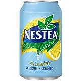Refresco De Té Al Limón Sin Azúcar Nestea 33 cl