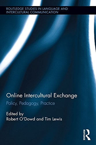 Online Intercultural Exchange: Policy, Pedagogy, Practice (Routledge Studies in Language and Intercultural Communication) (English Edition)