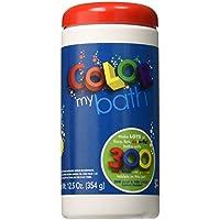 Color My Bath–l'eau de Bain à Changement de Couleur, tablettes 300