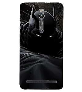 PRINTSHOPPII SUPERHERO Back Case Cover for Asus Zenfone 2 ZE551ML::Asus Znfone 2 ZE550ML