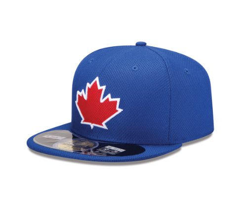 New Era MLB Alternate Authentic Collection On Field 59FIFTY Fitted Cap, Toronto Blue Jays, 7 1/2 -