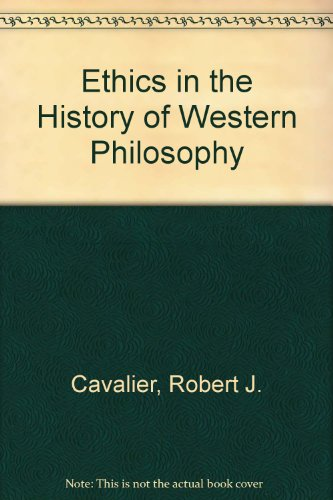 Ethics in the History of Western Philosophy