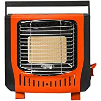 Estufa de Gas portátil para calefacción de Coche al Aire Libre, Camping o Camping para Mantener Caliente Agua hirviendo o cocinar