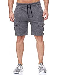 Tazzio Herren Sweat Short 18605