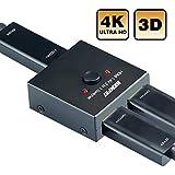 Best Hdmi Splitters - HDMI Switcher, Benfei 2 Ports Bi-direction Manual HDMI Review