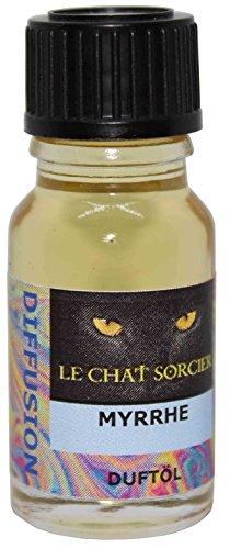 Duftöl von Le Chat Sorcier - Myrrhe (10ml) -