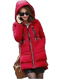 Smile YKK Damen Winter Warme Steppjacke Übergangsjacke Winterjacken 1875e10a56