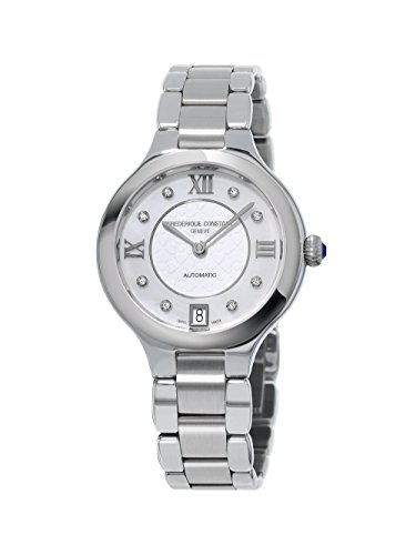 FREDERIQUE CONSTANT WOMEN'S CLASSICS DELIGHT DIAMOND 33MM WATCH FC-306WHD3ER6B