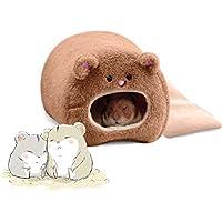 GeKLok Hedgehog - Jaula para Mascotas pequeñas, diseño de cobayas