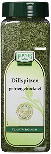 Fuchs Dillspitzen gefriergetrocknet, 2er Pack (2 x 70 g)