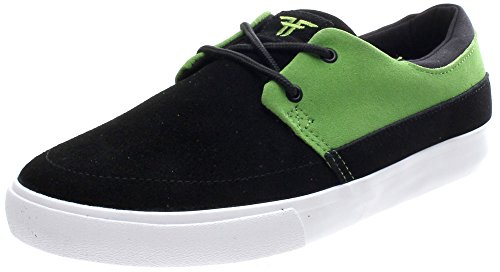 fallen-roach-black-green-deathwish-shoe