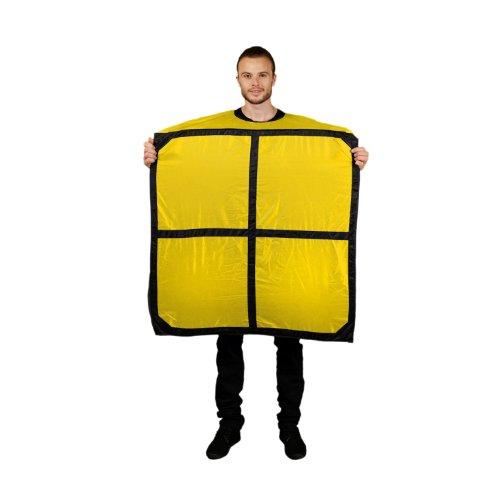 Tetris O-förmiges Morphsuit - Erwachsene - EINE Größe