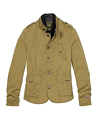 G-Star Women's Blazer Jacket Khaki