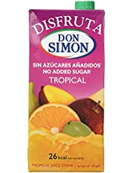 Don Simon Disfruta Tropical - Pack de 12 x 1 l - Total: 12 l