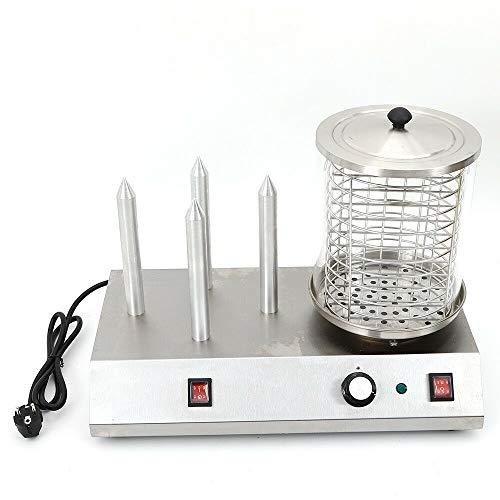 Réchauffeur de machine à saucisses pour appareil Hot...