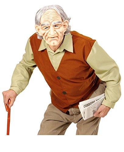 KOSTÜM - OLD MAN - Größe 50/52 (M/L), Alter Mann Greis Oldie (Alter Mann Kostüme)