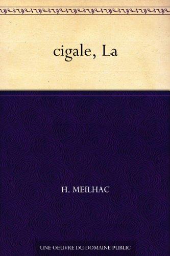 Lire en ligne cigale, La epub, pdf
