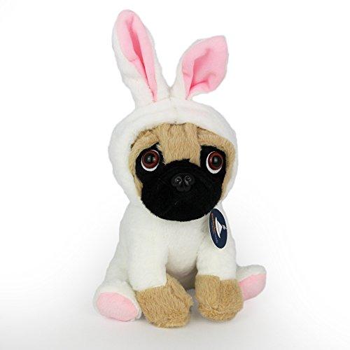 sen-Kostüm (H. ca. 20 cm) von Entdeckerwelt (Mops-kostüm Für Hunde)