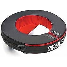 Sparco 001602RSNR-B Casco para Racing, Rojo/Negro