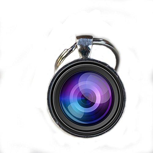 Cámara para fotografía de Fotógrafos, llavero, llavero de la cámara