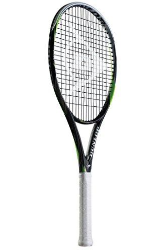 Dunlop Turnierschläger Biomimetic F4.0 Tour Tennisschläger, Schwarz, L 2