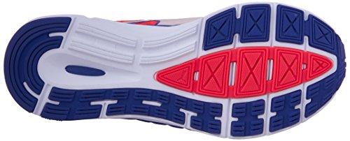 Puma Speed 500 Ignite Maschenweite Laufschuh RedBlast-RoyalBlue-White
