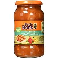 Uncle Ben's Sauce Chinesisch Suess-Sauer Ohne Zuckerzusatz, 6er Pack (6 x 386 ml)