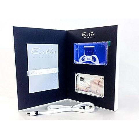 Pietra da investimento Eilat Battesimo Eilat56Monitor Diamante