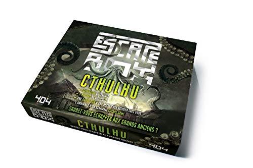 Escape box Cthulhu par Laurent HACHET